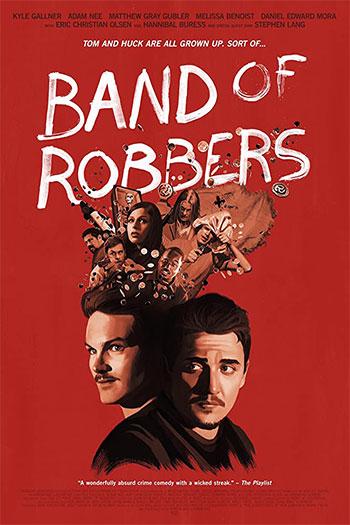 دانلود زیرنویس فیلم Band Of Robbers 2015