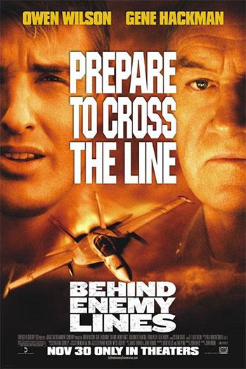 دانلود زیرنویس فیلم Behind Enemy Lines 2001