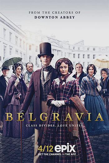 دانلود زیرنویس سریال Belgravia