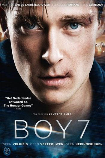 دانلود زیرنویس فیلم (Boy 7 (2015