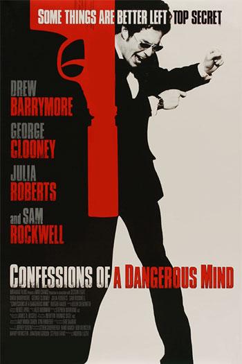 دانلود زیرنویس فیلم Confessions of a Dangerous Mind 2002