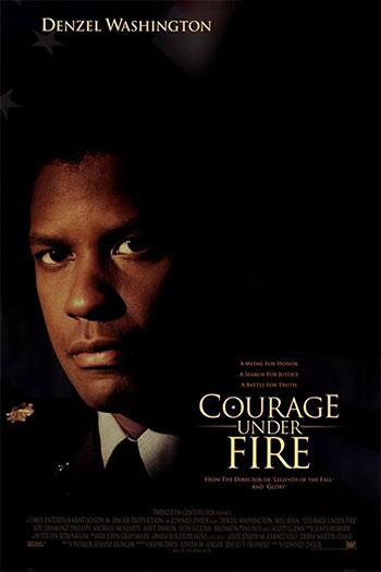 دانلود زیرنویس فیلم Courage Under Fire 1996