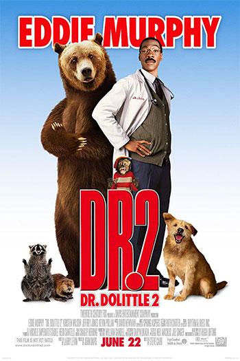 دانلود زیرنویس فیلم (Dr Dolittle 2 (2001