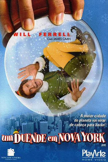 دانلود زیرنویس فیلم Elf 2003