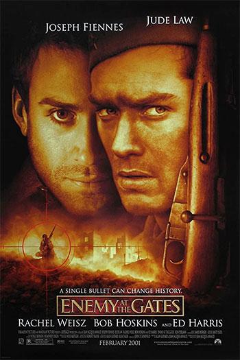 دانلود زیرنویس فیلم Enemy at the Gates 2001