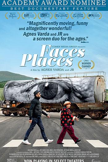 دانلود زیرنویس مستند Faces Places 2017