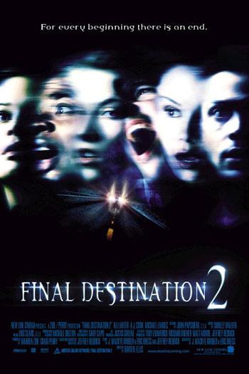 دانلود زیرنویس فیلم Final Destination 2 2003