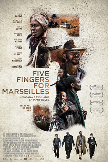 Five Fingers For Marseilles 2017