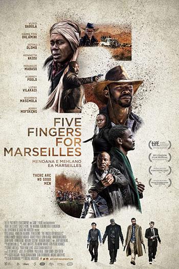 دانلود زیرنویس فیلم Five Fingers For Marseilles 2017
