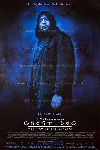 دانلود زیرنویس فیلم Ghost Dog: The Way Of The Samurai 1999