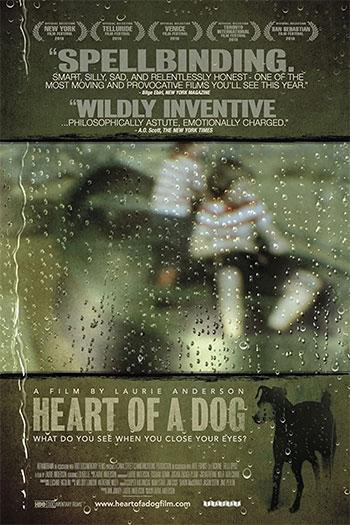 دانلود زیرنویس مستند Heart Of A Dog 2015