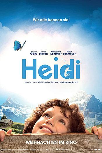دانلود زیرنویس فیلم Heidi 2015