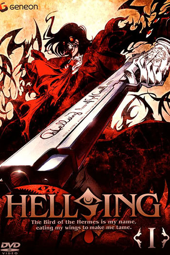 دانلود زیرنویس انیمه سریالی Hellsing Ultimate