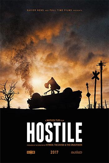 دانلود زیرنویس فیلم Hostile 2017