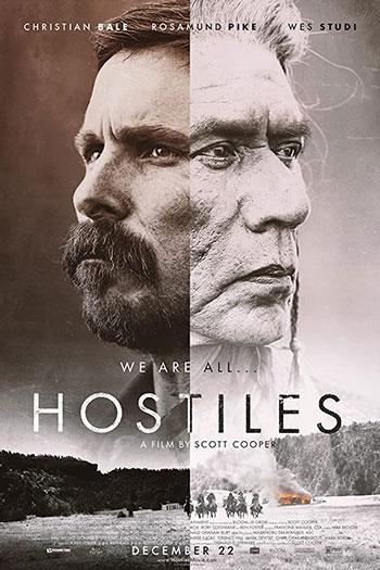 دانلود زیرنویس فیلم Hostiles 2017