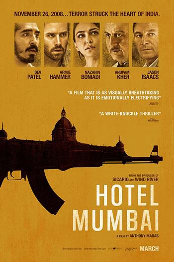 دانلود زیرنویس فیلم Hotel Mumbai 2018
