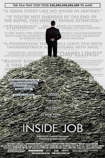 دانلود زیرنویس فیلم Inside Job 2010