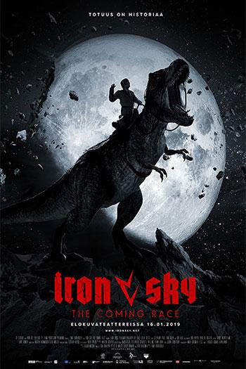 دانلود زیرنویس فیلم Iron Sky: The Coming Race 2019