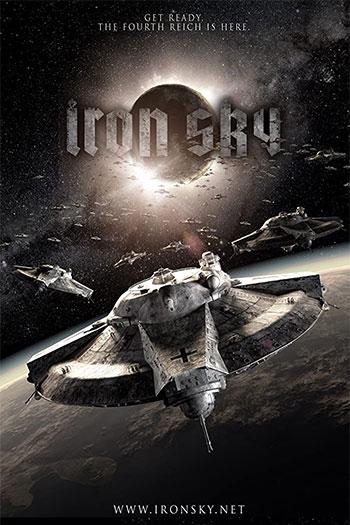 دانلود زیرنویس فیلم Iron Sky 2012