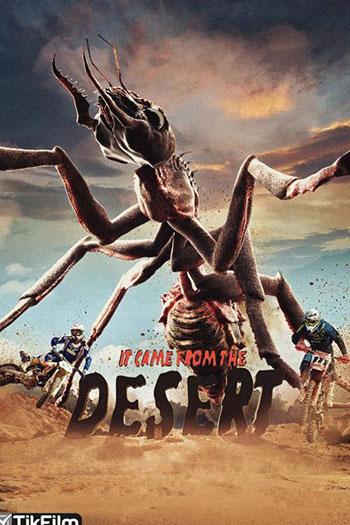 دانلود زیرنویس فیلم It Came From The Desert 2017
