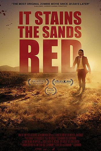 دانلود زیرنویس فیلم It Stains the Sands Red 2016