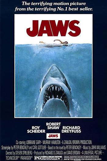دانلود زیرنویس فیلم Jaws 1975