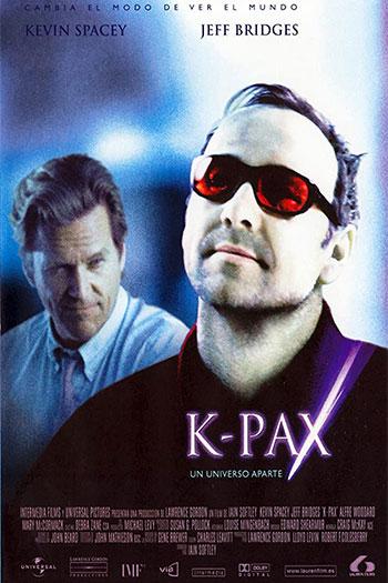 دانلود زیرنویس فیلم K-PAX 2001