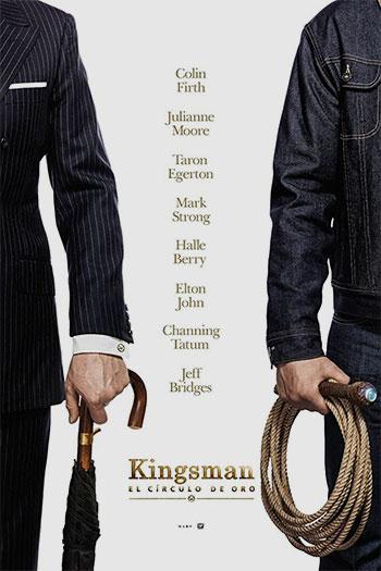دانلود زیرنویس فیلم Kingsman The Golden Circle 2017