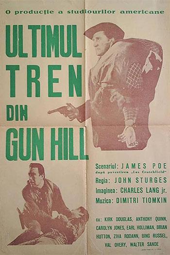 دانلود زیرنویس فیلم Last Train from Gun Hill 1959
