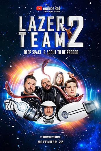 دانلود زیرنویس فیلم Lazer Team 2 2017