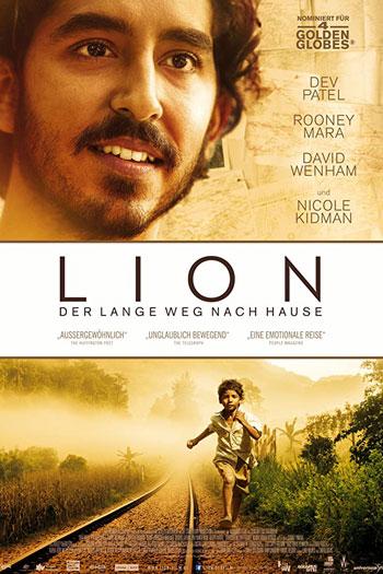 دانلود زیرنویس فیلم Lion 2016