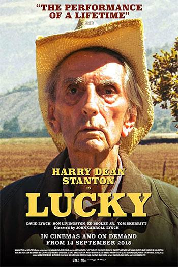 دانلود زیرنویس فیلم Lucky 2017