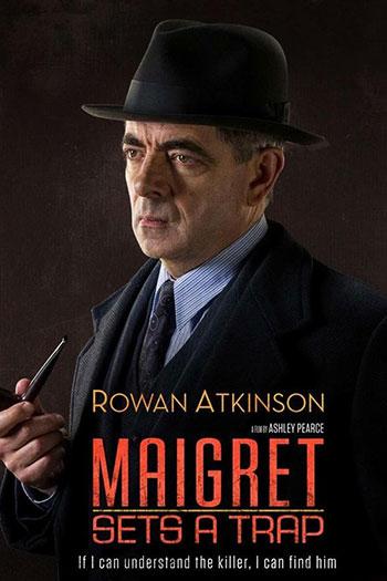 دانلود زیرنویس فیلم Maigret Sets a Trap 2016