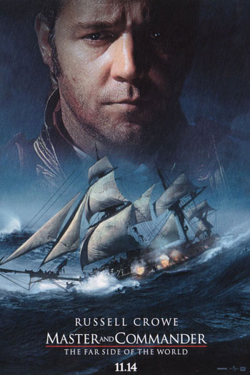 دانلود زیرنویس فیلم Master And Commander: Far Side Of World 2003