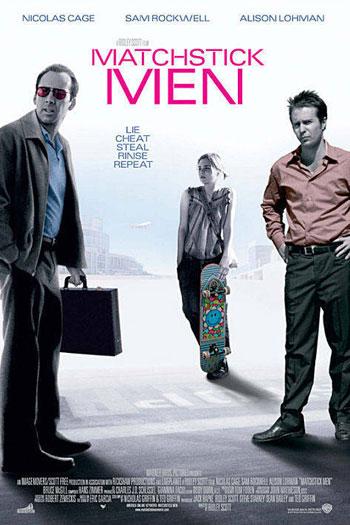 دانلود زیرنویس فیلم Matchstick Men 2003