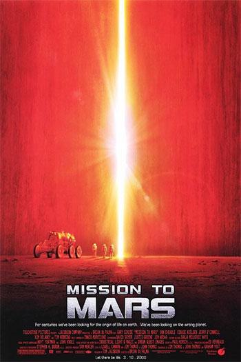 دانلود زیرنویس فیلم Mission to Mars 2000