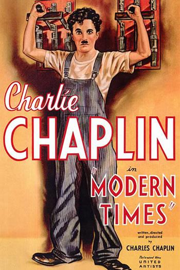 دانلود زیرنویس فیلم Modern Times 1936