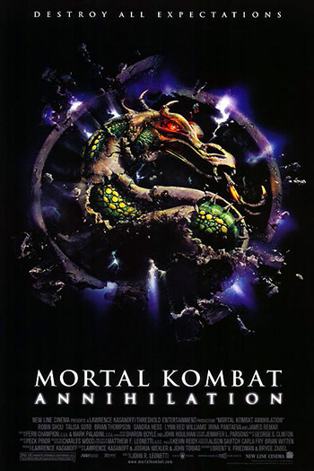 Mortal Kombat Annihilation 1997