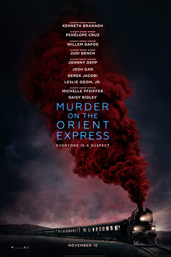 دانلود زیرنویس فیلم Murder On The Orient Express 2017