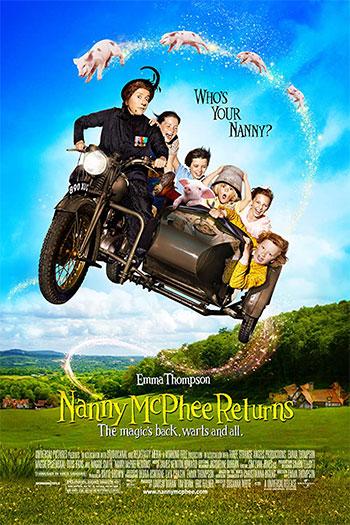دانلود زیرنویس فیلم Nanny McPhee Returns 2010