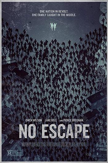 دانلود زیرنویس فیلم No Escape 2015