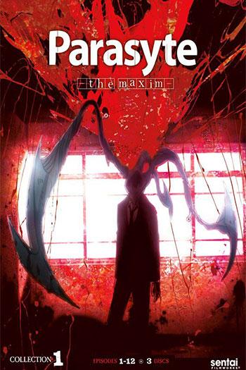 دانلود زیرنویس انیمه سریالی Parasyte: The Maxim