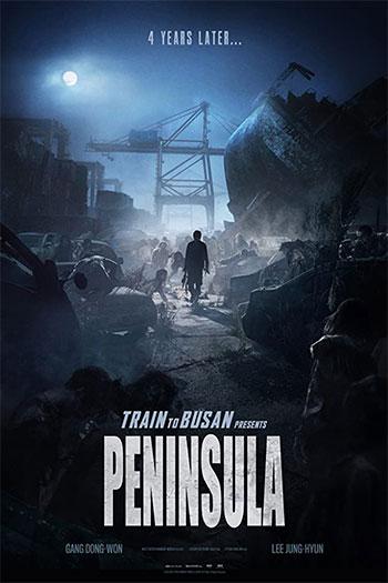 دانلود زیرنویس فیلم Peninsula 2020
