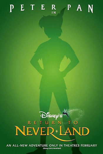 Peter Pan 2 Return to Never Land 2002