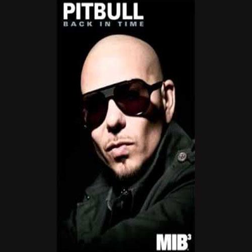 دانلود زیرنویس موزیک ویدیو Pitbull به نام Back In Time