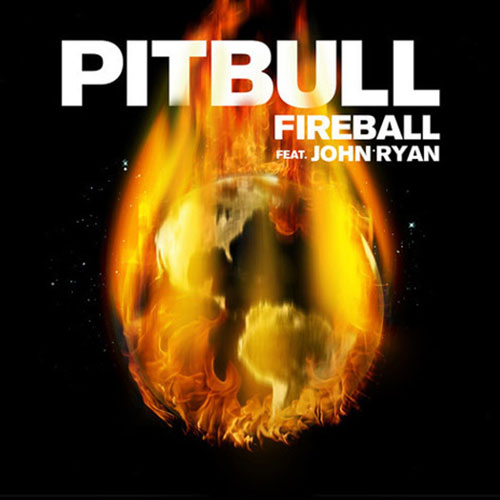 دانلود زیرنویس موزیک ویدیو  Pitbull ft John Ryan به نام Fireball