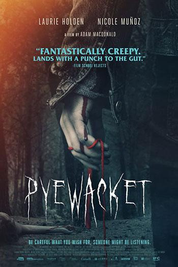 دانلود زیرنویس فیلم Pyewacket 2017