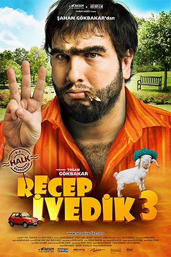 دانلود زیرنویس فیلم Recep Ivedik 3 2010