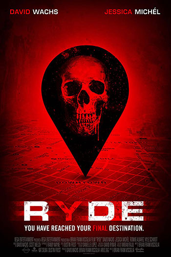 دانلود زیرنویس فیلم Ryde 2016