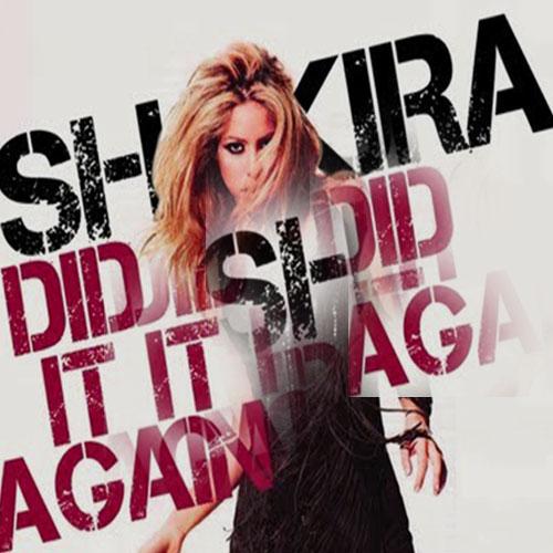 دانلود زیرنویس موزیک ویدیو Shakira به نام Did It Again